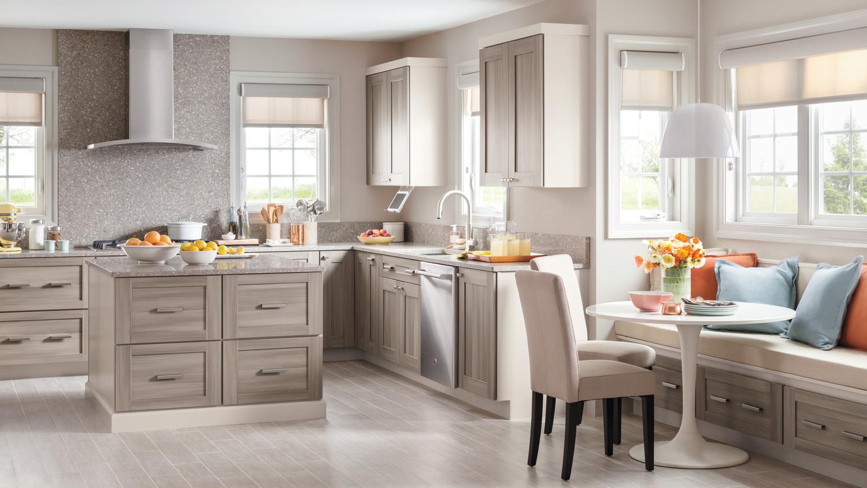 martha stewart white kitchen Video: Martha Stewart Introduces Textured PureStyle