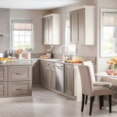 Home Depot Kitchen Storage Cabinets Best Stainless Steel Sink Video: Martha Stewart Introduces Textured Purestyle ...