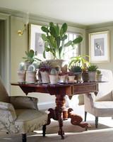 Martha S Home Decorating With Houseplants Martha Stewart