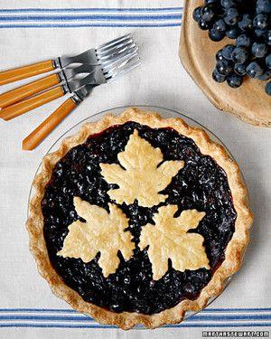 Concord Grape Pie Recipe  Video  Martha Stewart