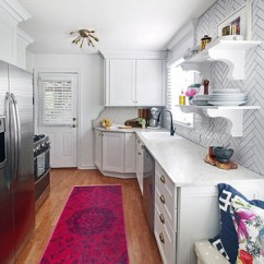 Kitchen Remodle Commercial Tile 15 Game Changing Remodel Ideas Martha Stewart Before And After A With Living