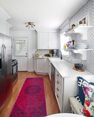 kitchen remodle amish cabinets 15 game changing remodel ideas martha stewart before and after a with living