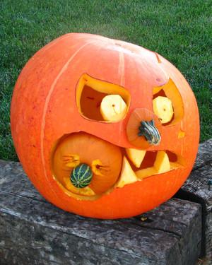 Halloween Pumpkin-Carving Patterns and Pumpkin Templates | Martha Stewart