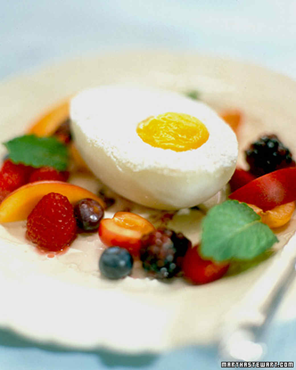 Pan Easter Egg Recipes Cake