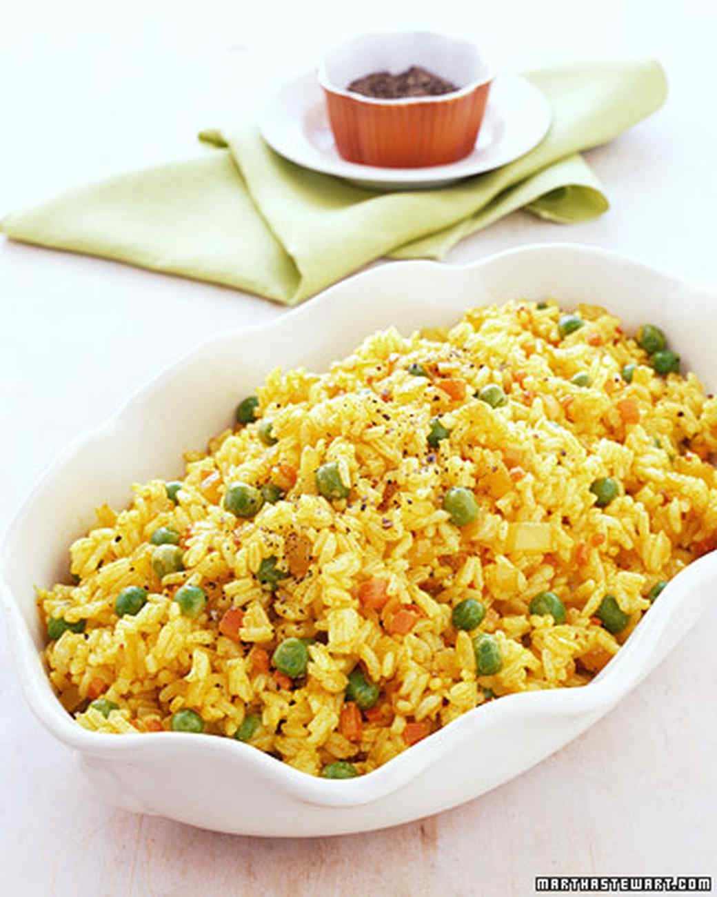 Yellow Rice Pilaf Recipe Martha Stewart