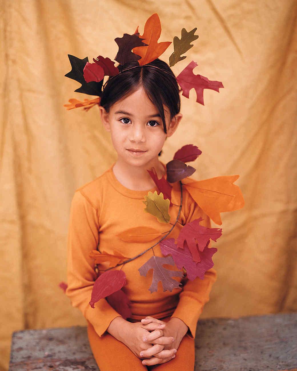Homemade Kids' Halloween Costumes Martha Stewart