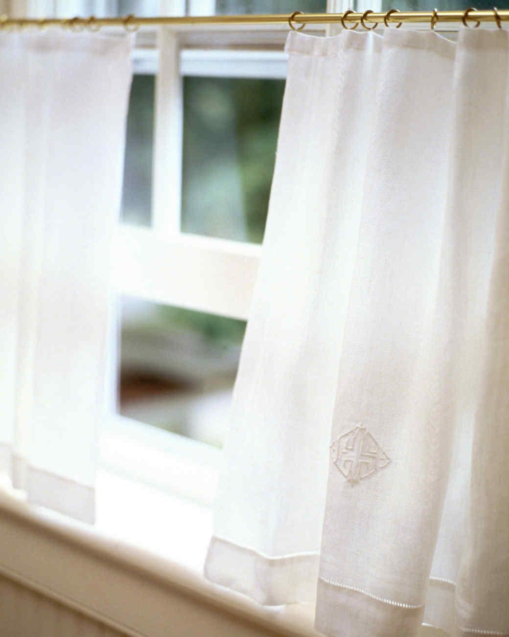 Cafe Curtain Martha Stewart
