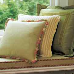 Sage Sofa Slipcovers Big Eckcouch Green Rooms | Martha Stewart