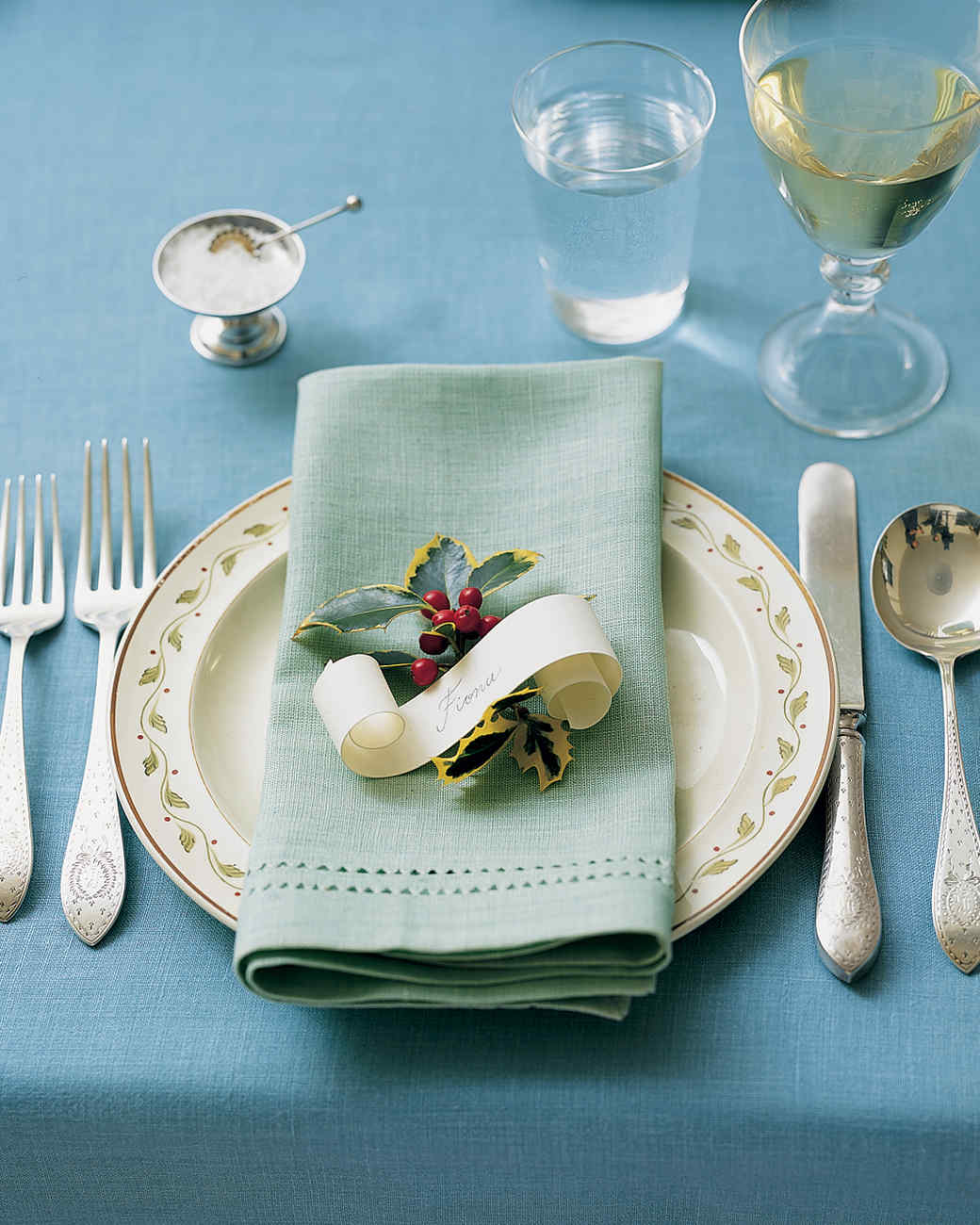 medium resolution of holiday table settings