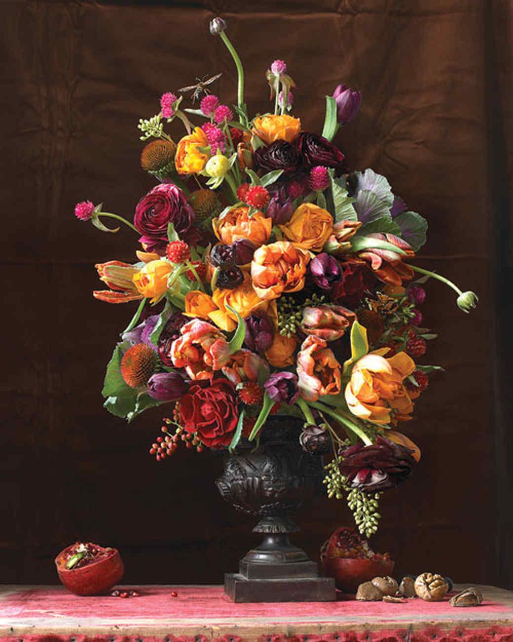 Fall Apples Wallpaper Dutch Floral Displays Martha Stewart