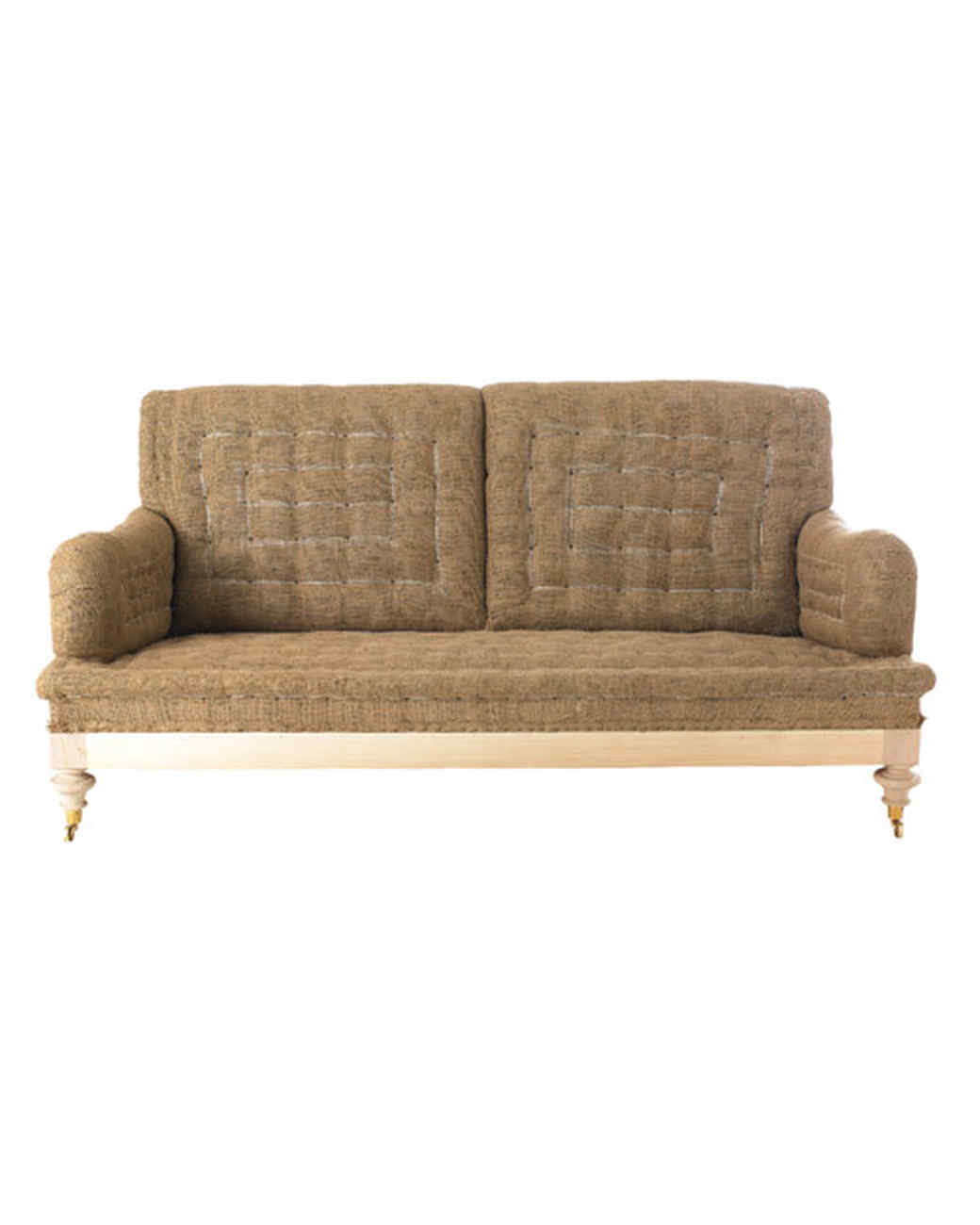 feather filled sofas second hand white leather corner sofa bed 13 steps to a stunning makeover martha stewart