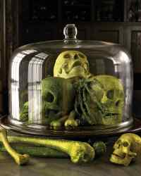 Halloween Skeleton and Skull Decorations | Martha Stewart