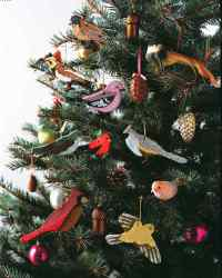 Cinnamon Bird Ornament & Video | Martha Stewart