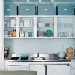 Ideas For Kitchen Cabinet Organizer Small Storage A More Efficient Space Martha Stewart