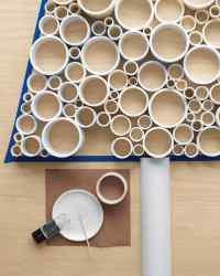 PVC-Pipe Tree | Martha Stewart