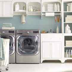 Extra Large Folding Chair Hon Desk Chairs 12 Essential Laundry-room Organizing Ideas   Martha Stewart