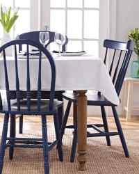 Painted Wooden Chairs | Martha Stewart