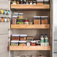Kitchen Shelving Ideas Design Gallery Small Storage For A More Efficient Space