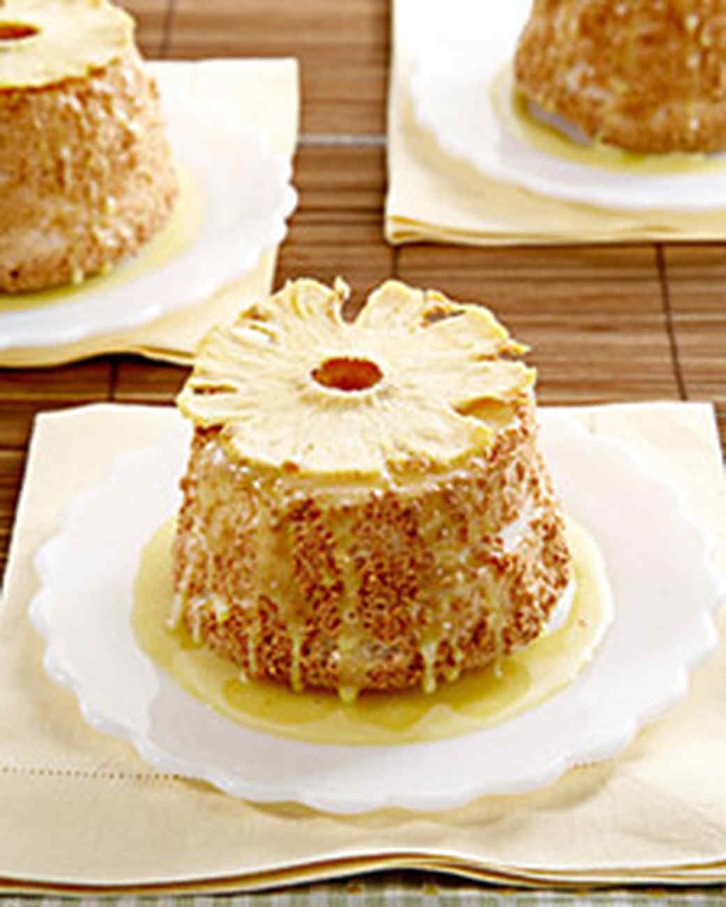 Angel Food Cake Recipes Martha Stewart