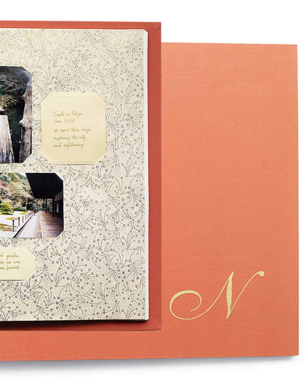 Scrapbook with Style  Martha Stewart