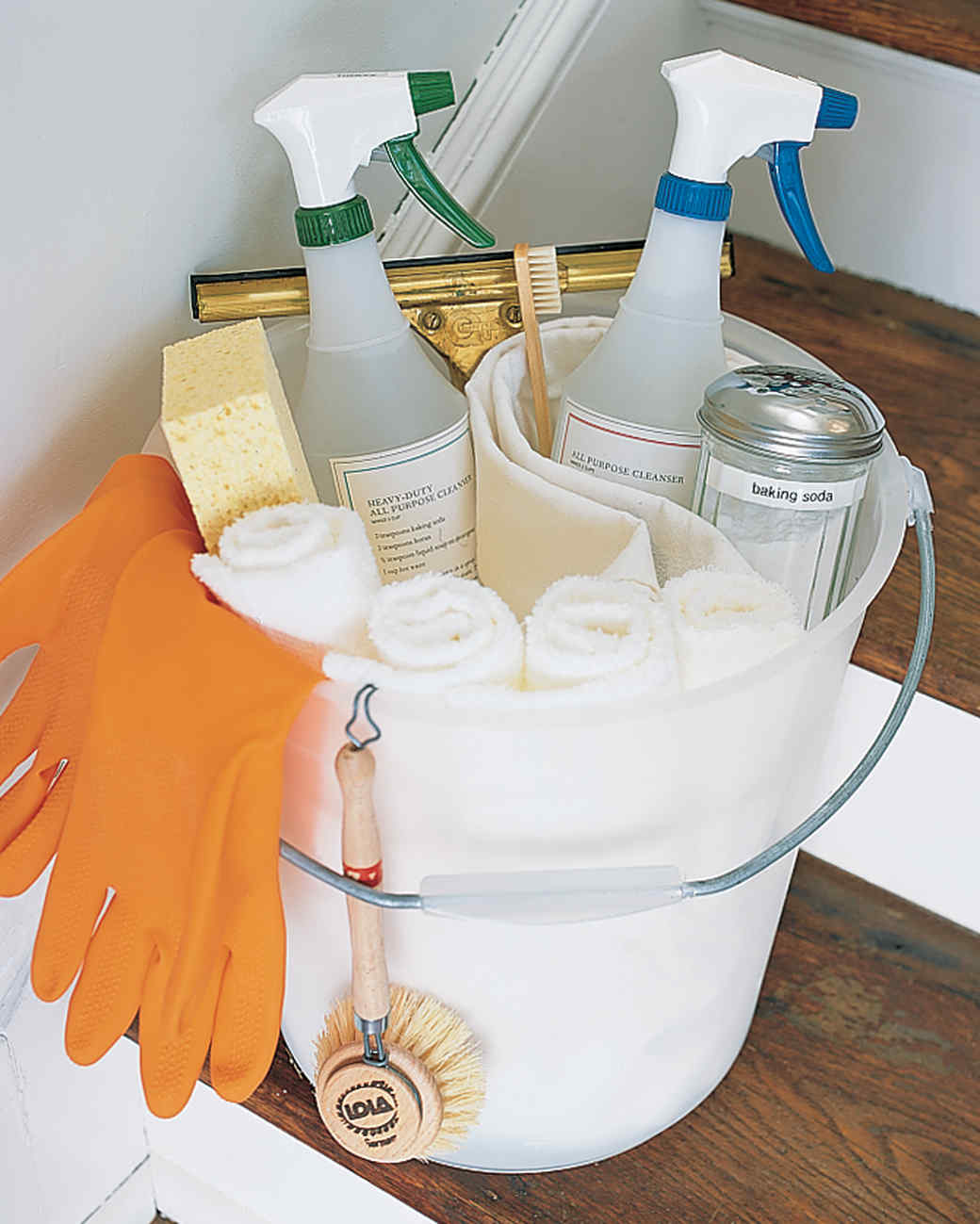 martha stewart kitchen towels aid gas stove bathroom cleaning made easy