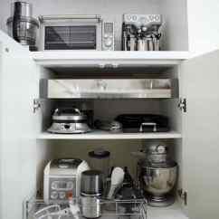 Kitchen Appliance Shelf How To Protect Hardwood Floors In 5 Golden Rules Of Organization Martha Stewart