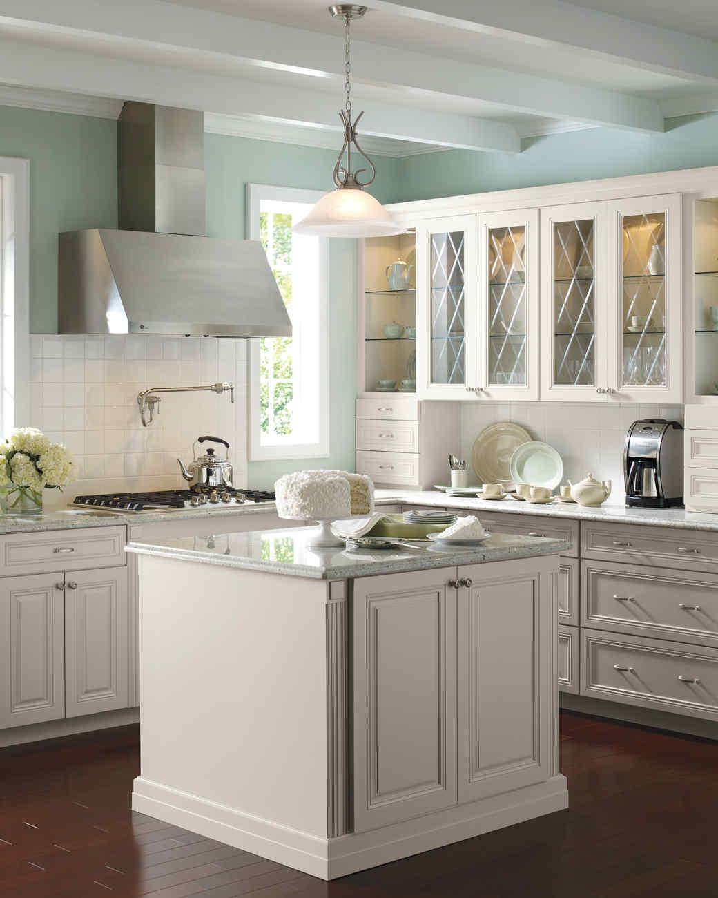 martha stewart white kitchen Select Your Kitchen Style | Martha Stewart