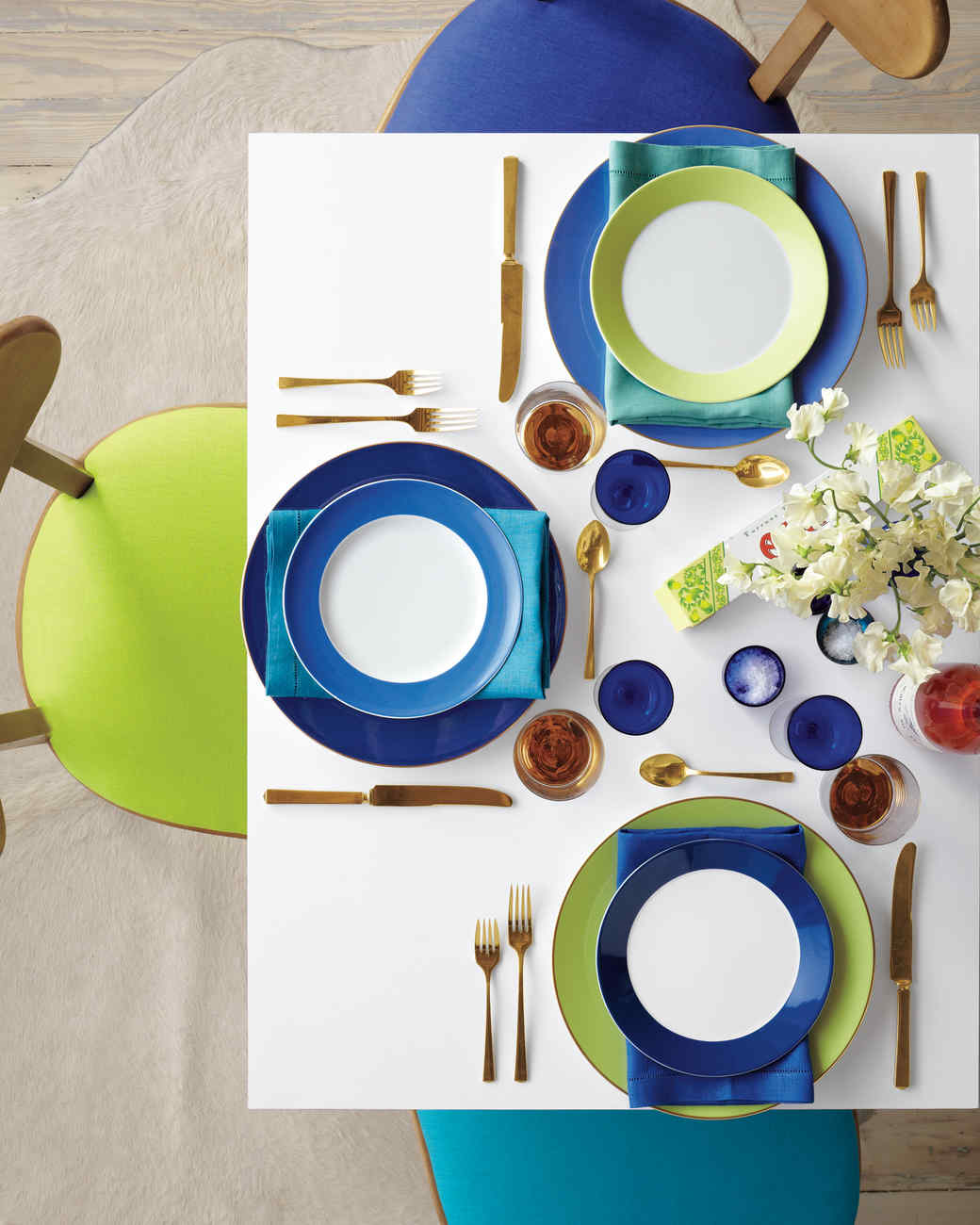 ColorBlocking Decorating Ideas  Martha Stewart