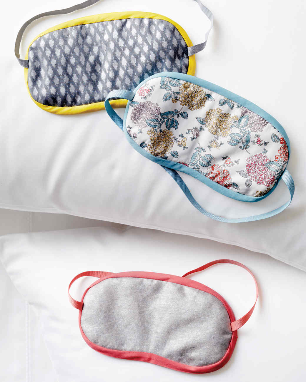 How to Sew a Simple Sleep Mask for a Better Nights Rest