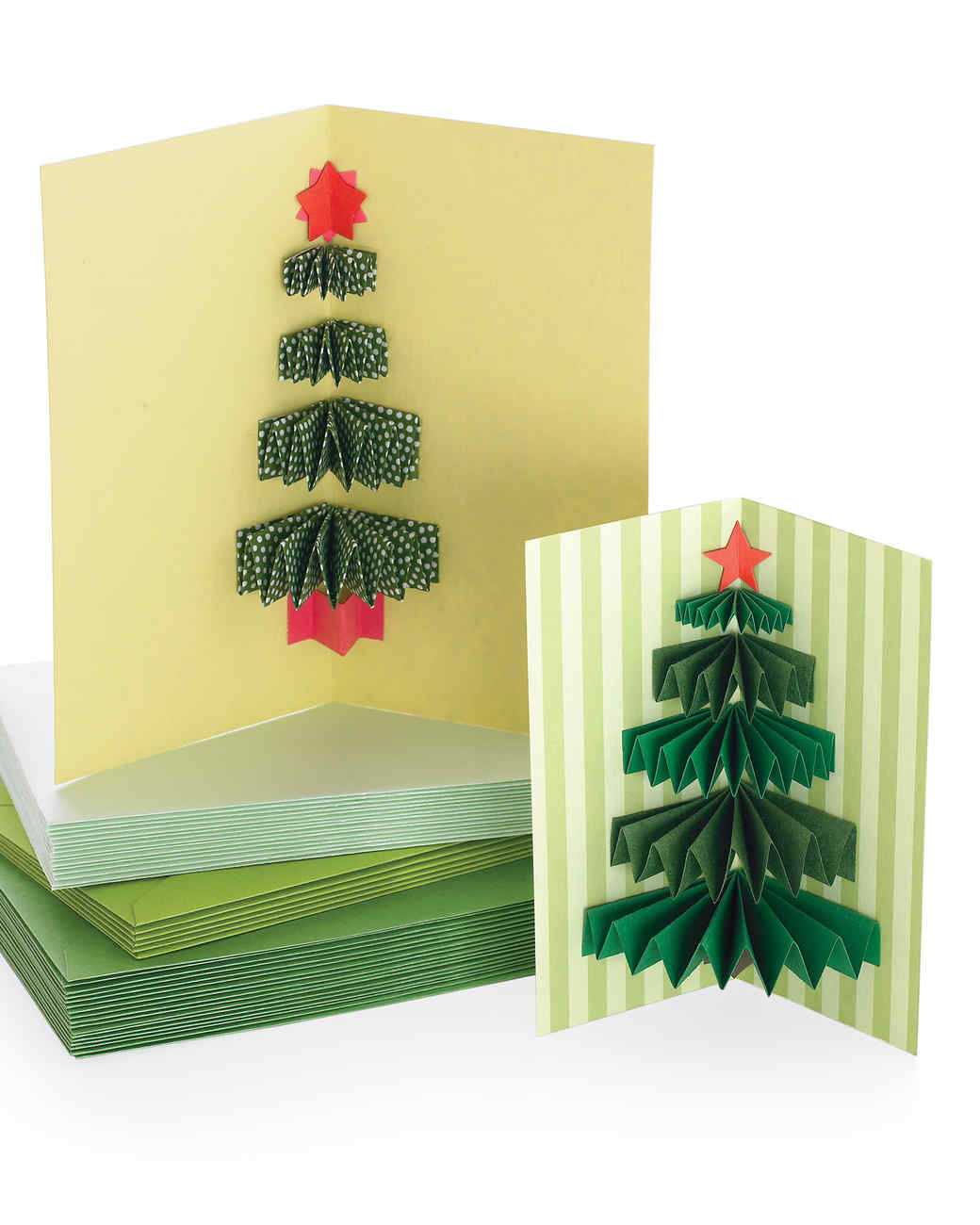 How To Make Christmas Tree Craft