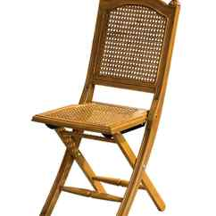 Folding Chair For Living Room Compact Desk Make Extra Guests Martha Stewart