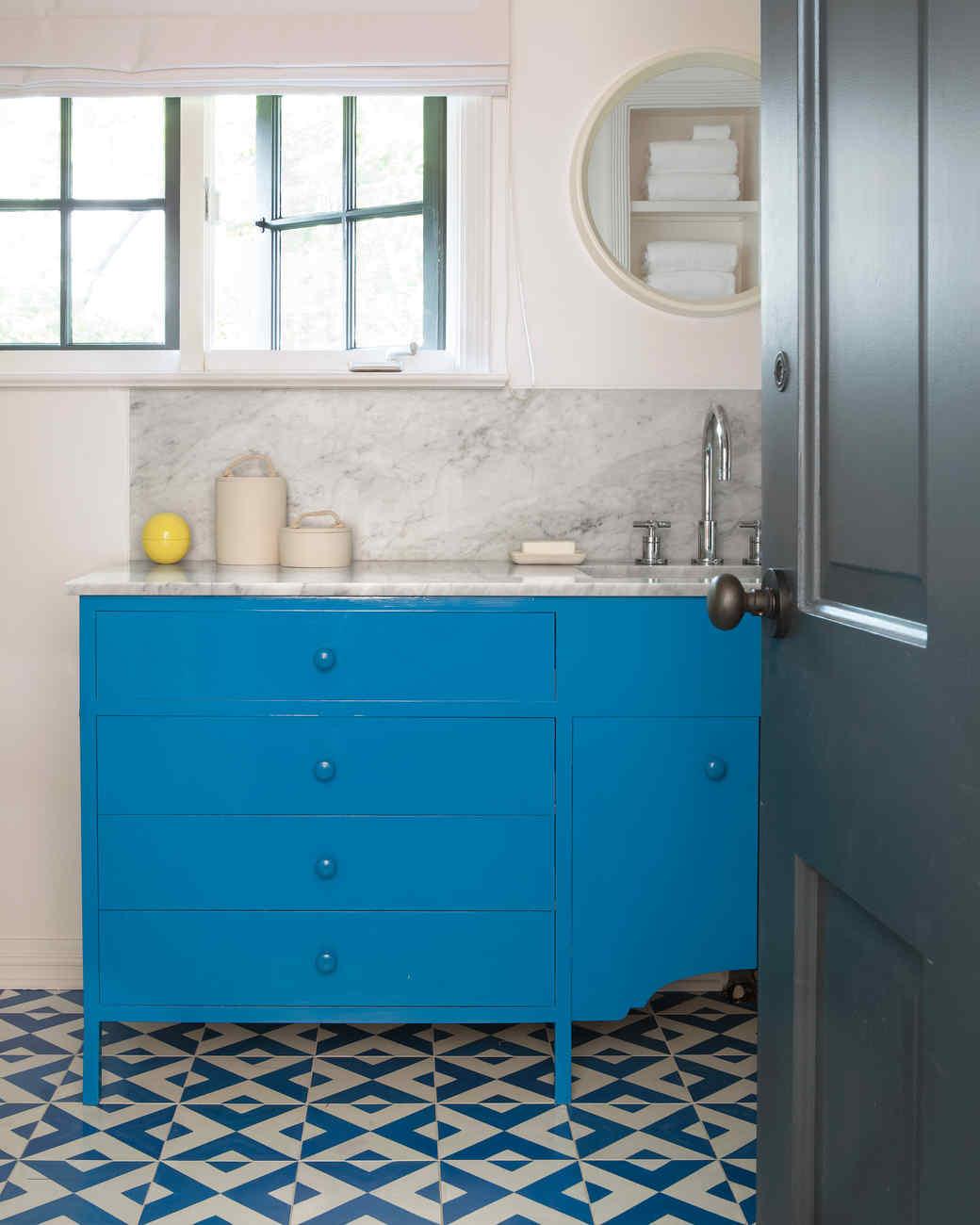 martha stewart bathroom paint color ideas Our Favorite Bathrooms | Martha Stewart