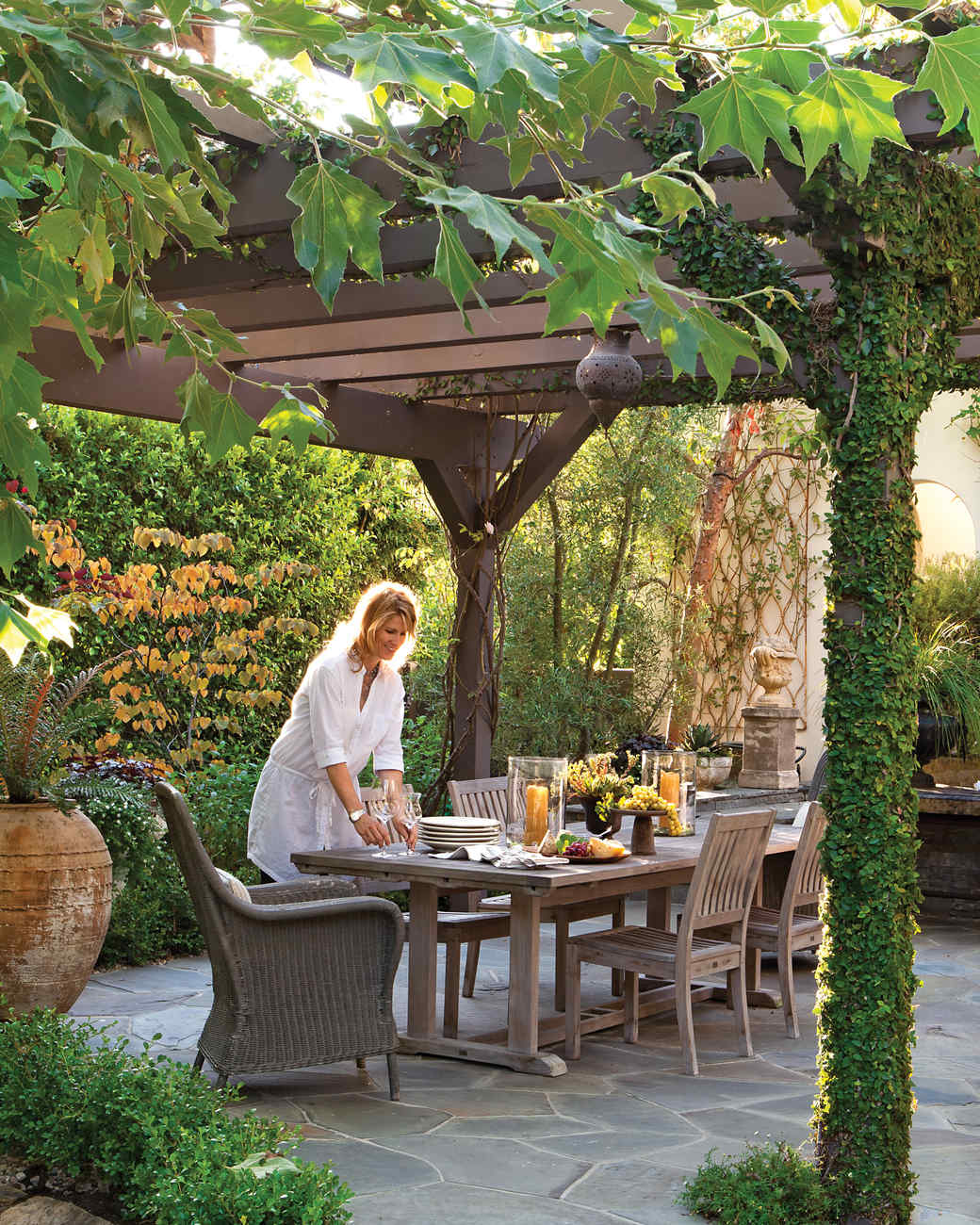 Spring Home Maintenance Revive Outdoor Spaces Martha