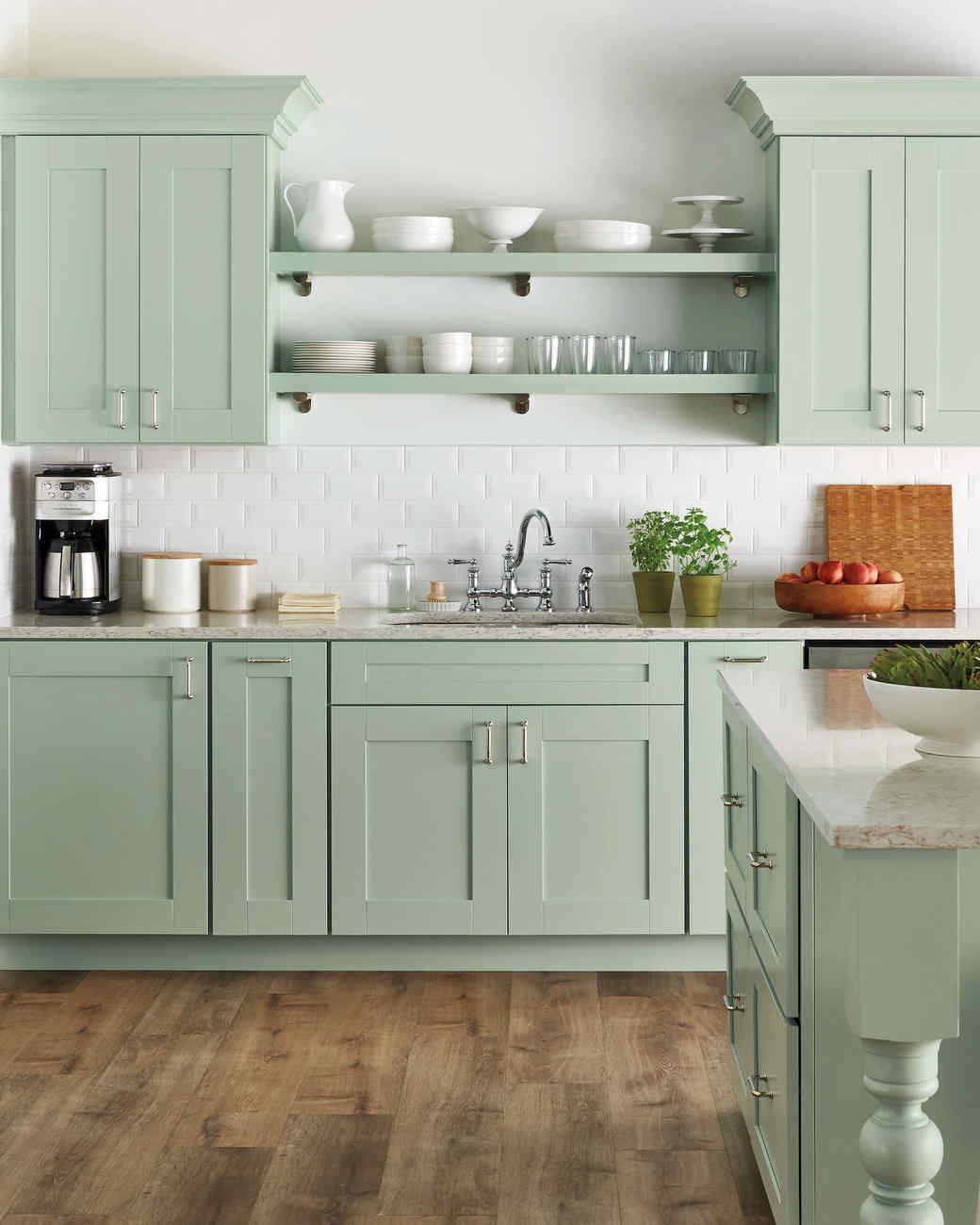 martha stewart kitchen cabinet