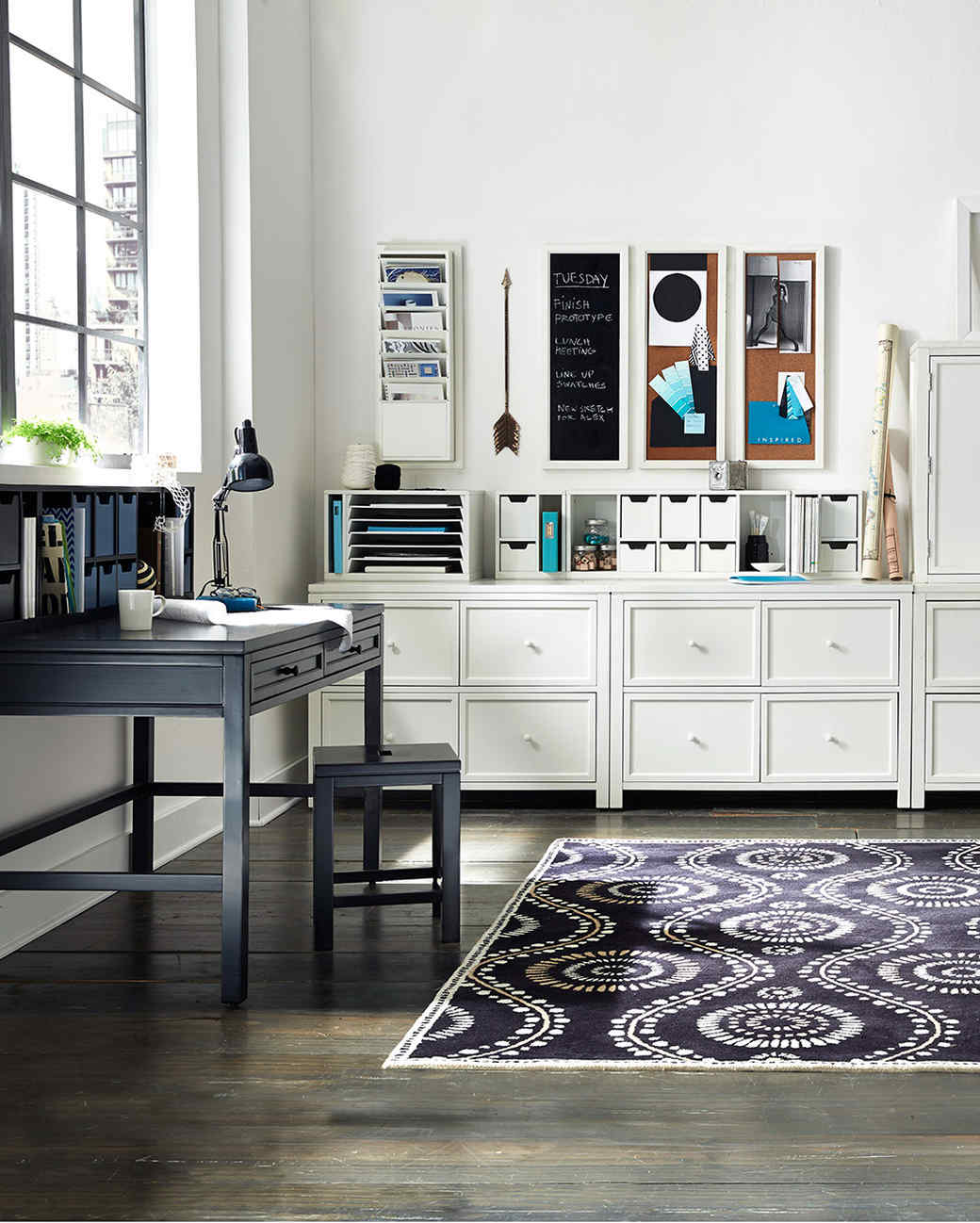 Office Martha Stewart Craft Furniture Year Of Clean Water