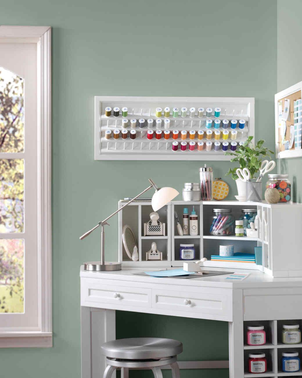 Design Ultimate Craft Room Martha Stewart