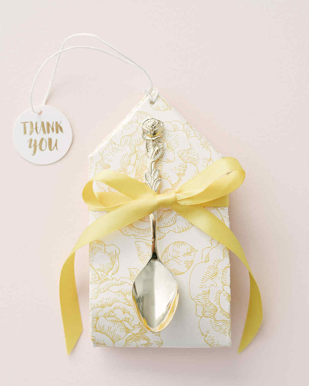 TeaBag Envelope Party Favors  Martha Stewart