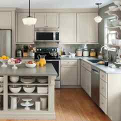 Home Depot Kitchen Layout Wire Rack And Shape Martha Stewart