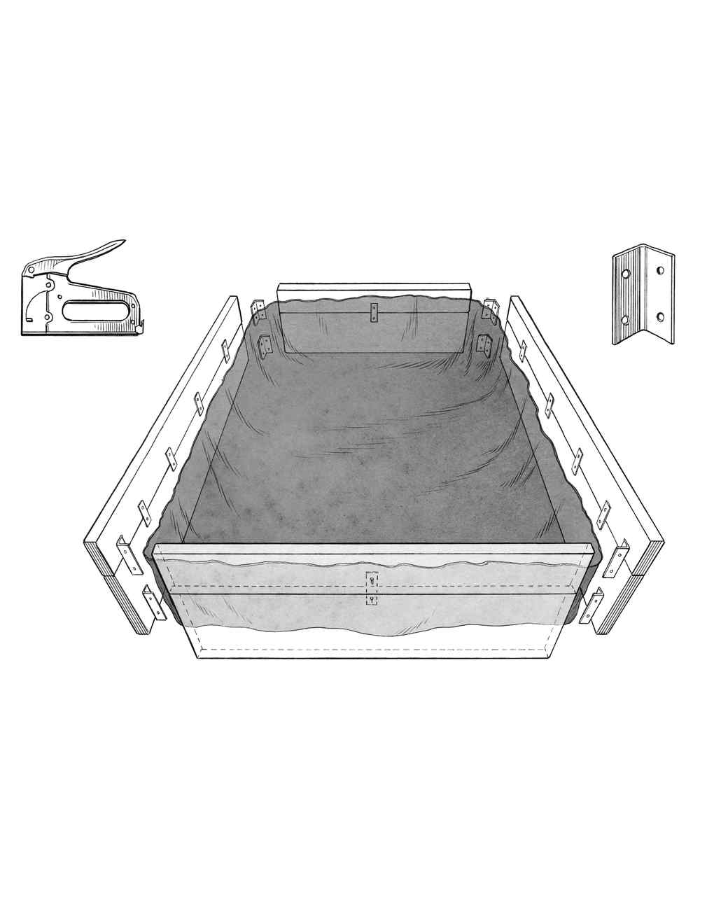 how to build a raised garden bed martha stewart pallet raised garden bed diagram of raised garden bed [ 1040 x 1300 Pixel ]