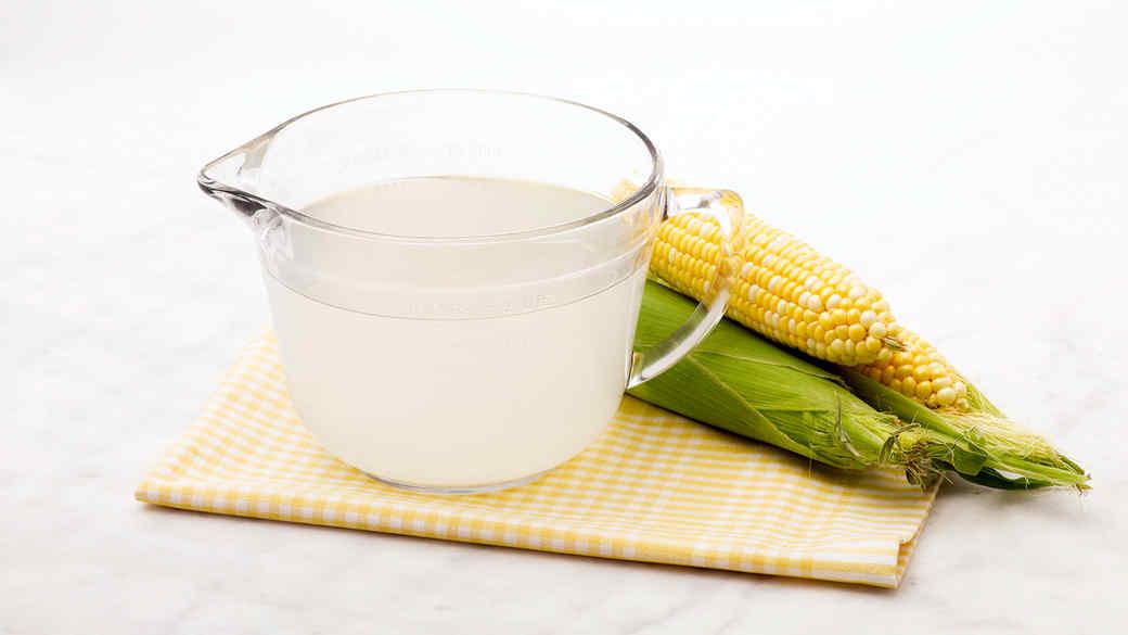easy corn stock