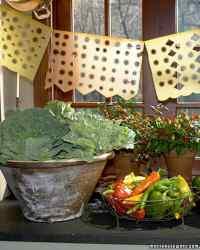 Mexican Paper Decorations | Martha Stewart