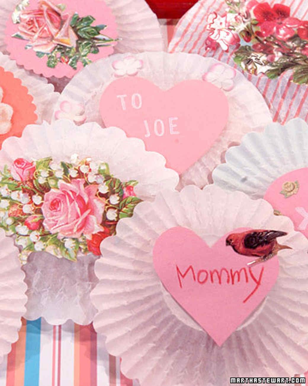 Handmade Valentine S Day Cards Video Martha Stewart