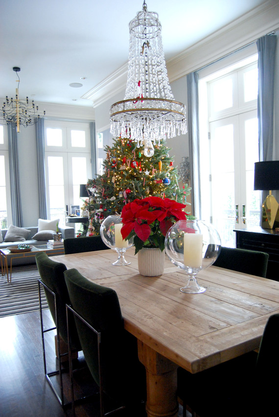 10 Festive But Not Fussy Ways To Decorate With Plants