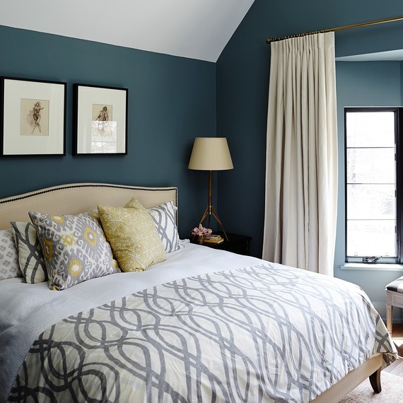 The Bedroom Colors You&39;ll See Everywhere in 2019   Martha Stewart