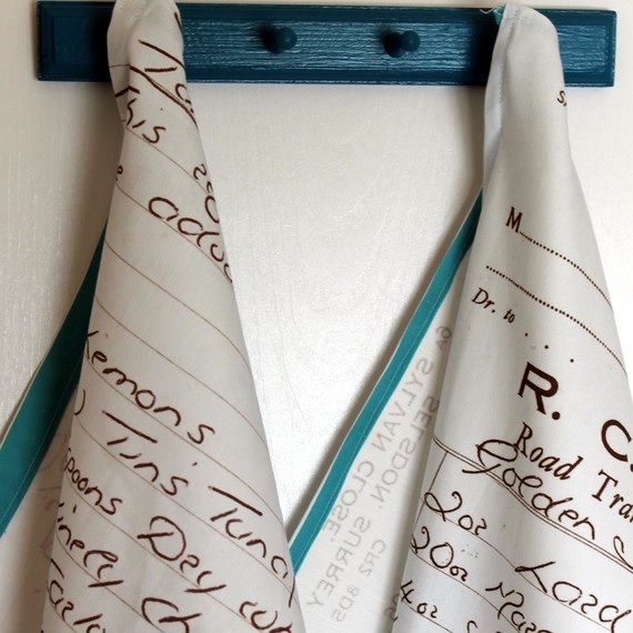 How to Turn Your Handwritten Recipes into Heirloom Tea
