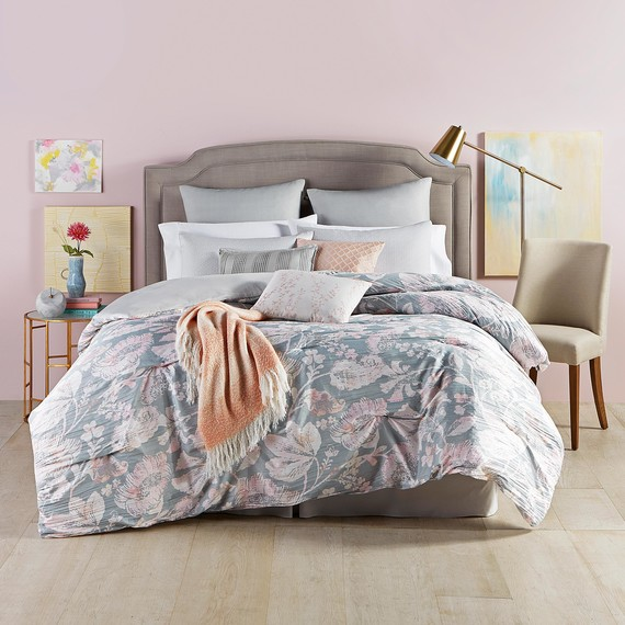Introducing New Floral Bedding Designs from the Martha