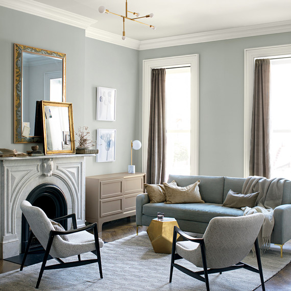 Benjamin Moore Just Released The Most Sophisticated Paint