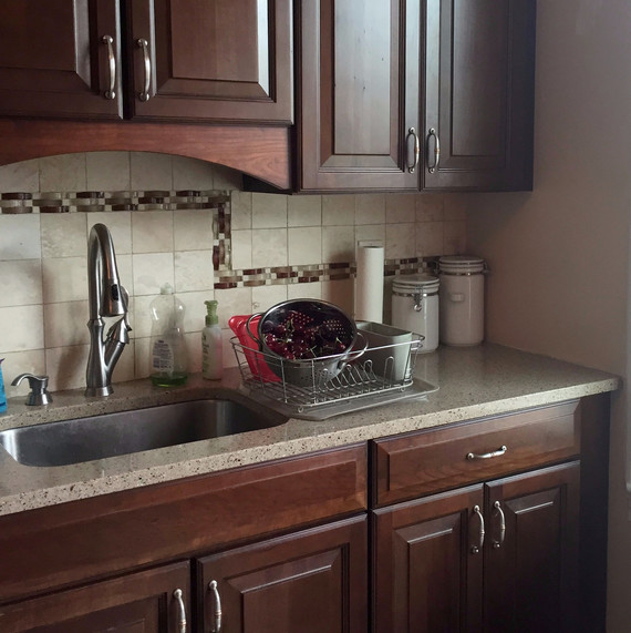 kitchen on a budget multi pendant lighting how to transform your martha stewart renovations cabinets before