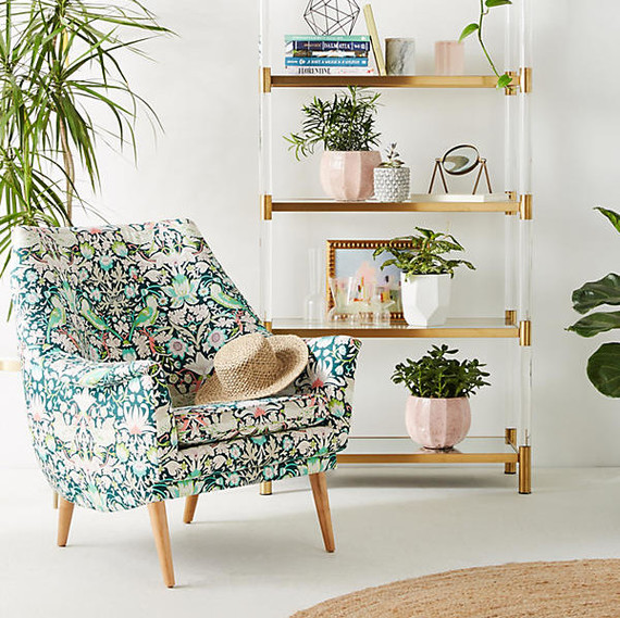 Get Excited Liberty of London Just Debuted a Furniture