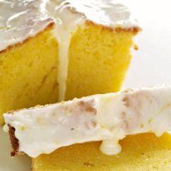 Living Room Decor Styles Light Blue Wall Meyer Lemon Pound Cake Recipe & Video | Martha Stewart